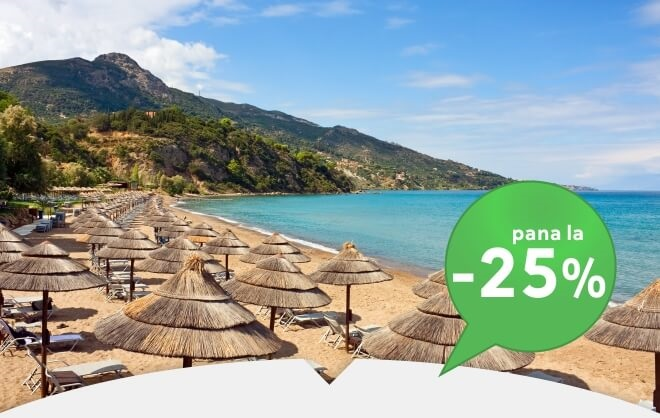EARLY BOOKING ZAKYNTHOS 2017