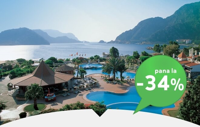 EARLY BOOKING MARMARIS 2017