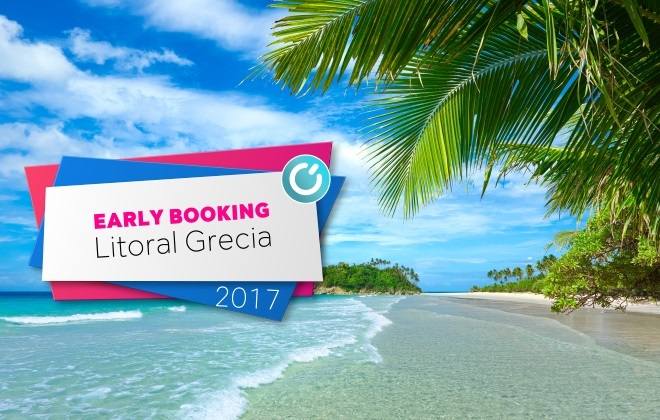Early Booking Grecia 2017