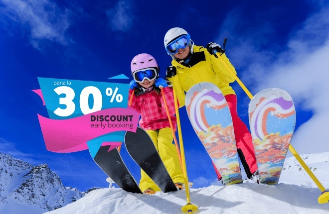 Early Booking Ski Bulgaria 2016 - 2017