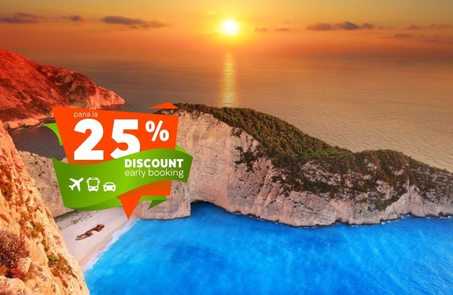 Early Booking Insula Zakynthos