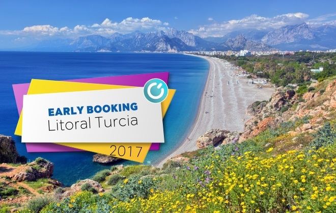 Early Booking Turcia
