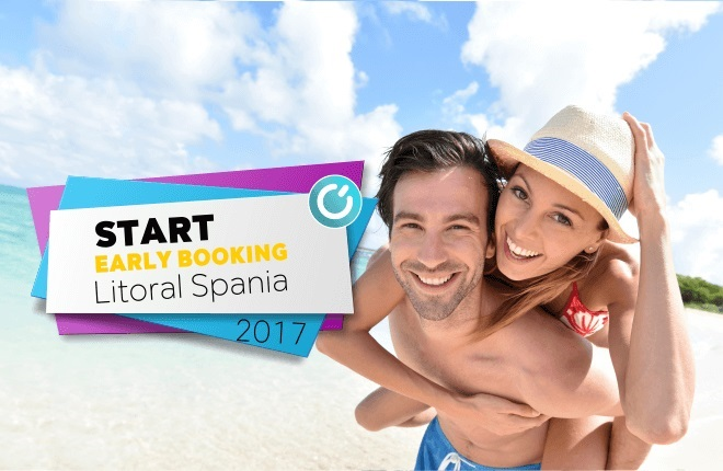 Early Booking Spain 2017