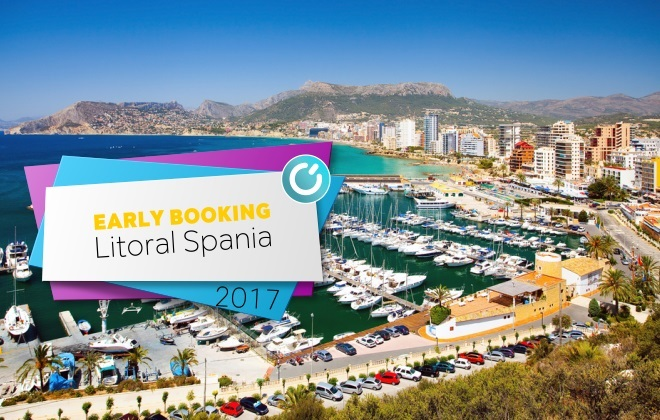 Early Booking Spain
