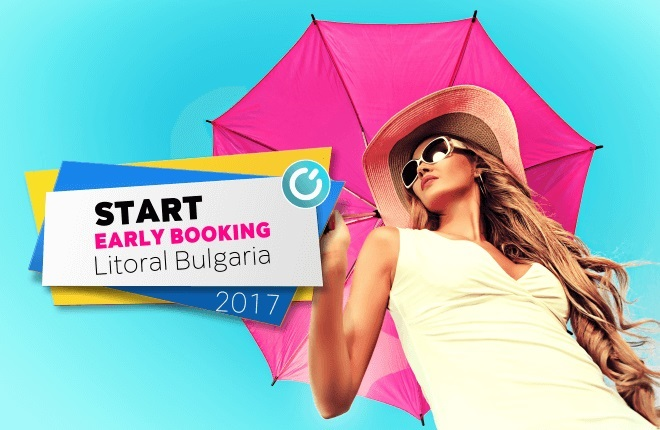 Early Booking Bulgaria 2017