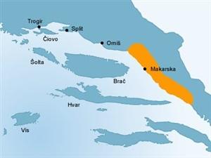 Dalmatia Centrala