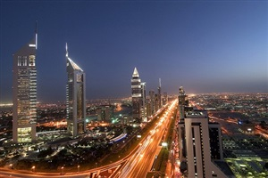 City break in Emiratele Arabe Unite