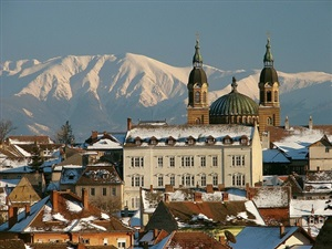 City break in Romania