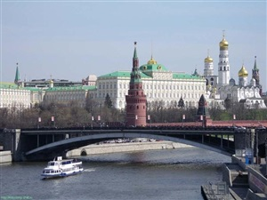 City break in Rusia