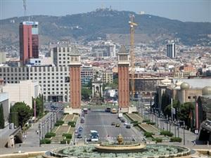 City break in Spania