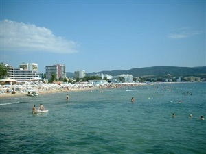Litoral in Bulgaria
