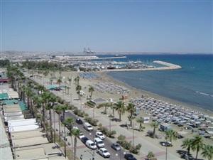 Seaside in Cyprus
