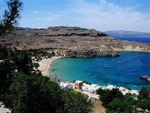 Litoral in Grecia