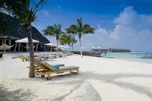 Litoral in Maldive