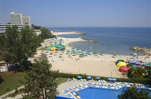 Litoral in Romania