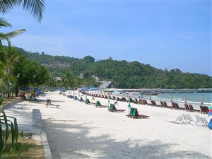 Seaside in Thailand