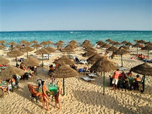 Litoral in Tunisia