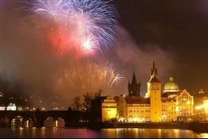 Revelion in Cehia