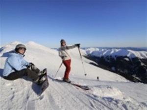 Ski in Slovacia
