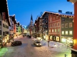 Alpii Kitzbuhel Tirol