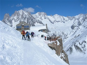 Ski in Franta