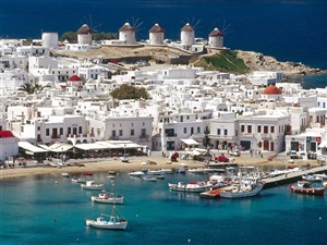 Mykonos All Locations