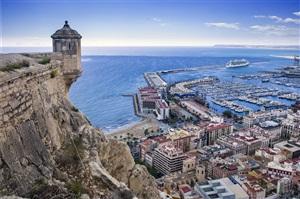 Alicante City Costa Blanca