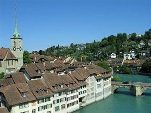 Cantonul Berna