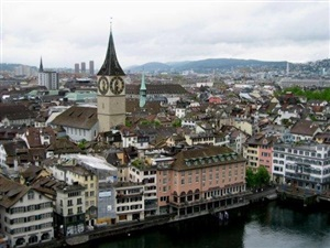Regiunea Zurich