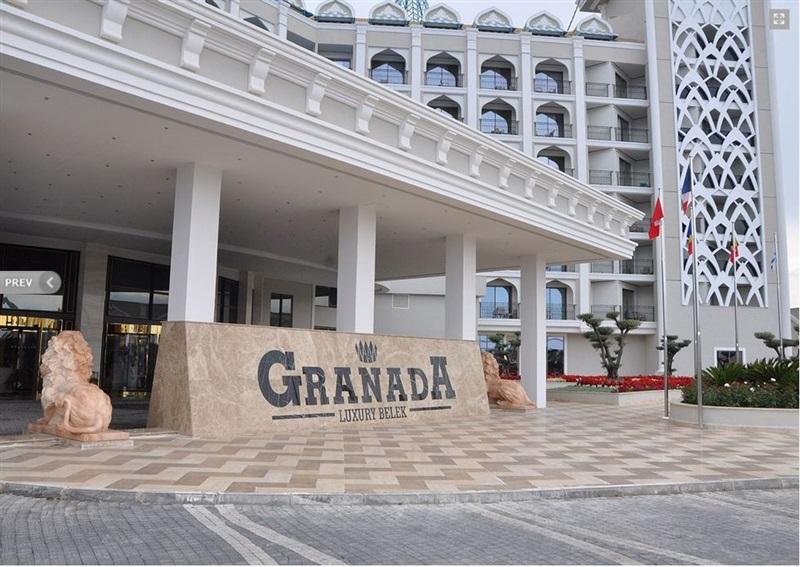 Book At Granada Luxury Belek Belek Antalya Turkey