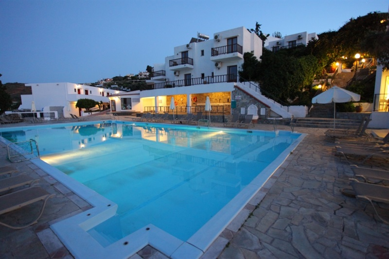 Book at hotel panorama village crete all locations crete for Hotel panorama hotel