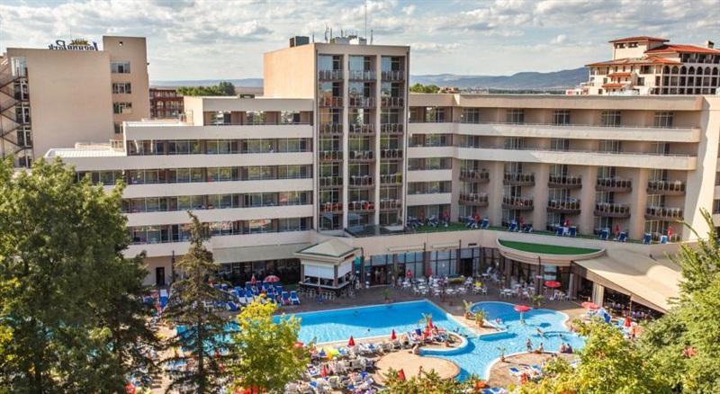 Laguna Park Hotel Sunny Beach Bulgaria
