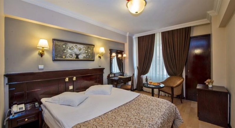 Laleli gonen hotel istanbul regiunea istanbul turcia for Hotels in istanbul laleli
