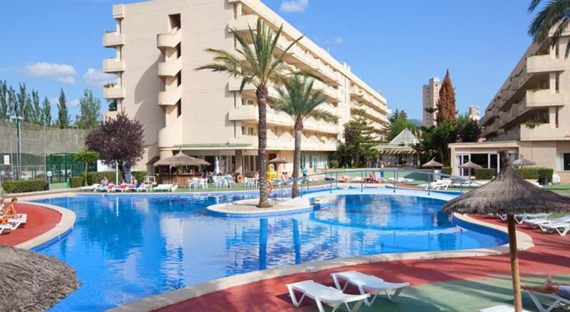 Hotel hm martinique apartamentos magaluf mallorca spania - Apartamentos magaluf ...