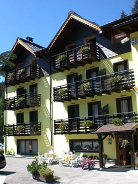 Hotel Cime D Oro