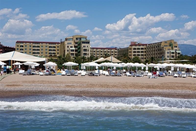 Silence Beach Resort Turkey Booking