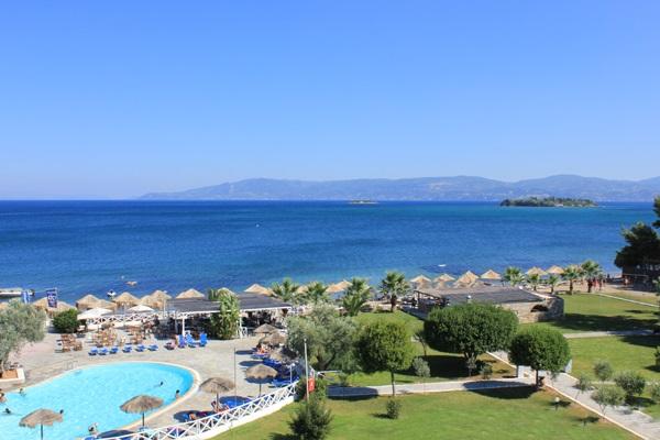 Hotel Grand Bleu Evia