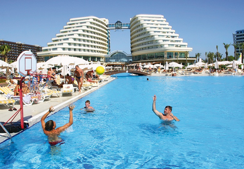 Miracle Hotel Antalya Booking