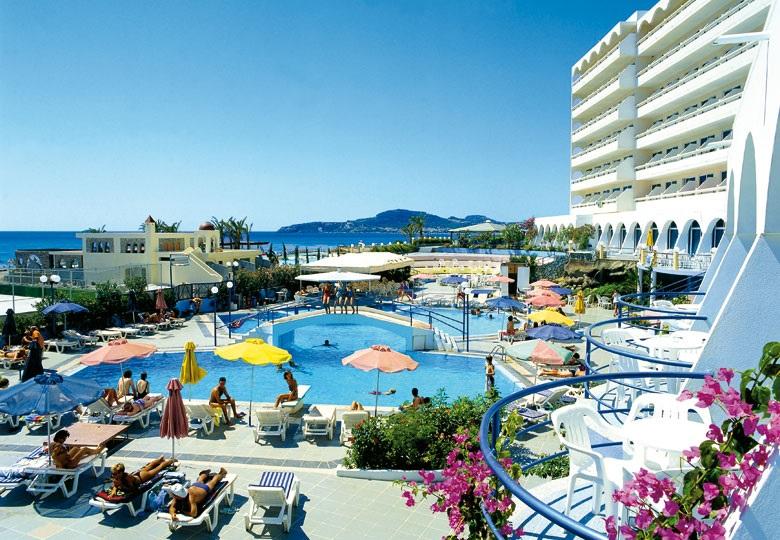 Book at Hotel Olympos Beach, Faliraki, Rodos, Greece