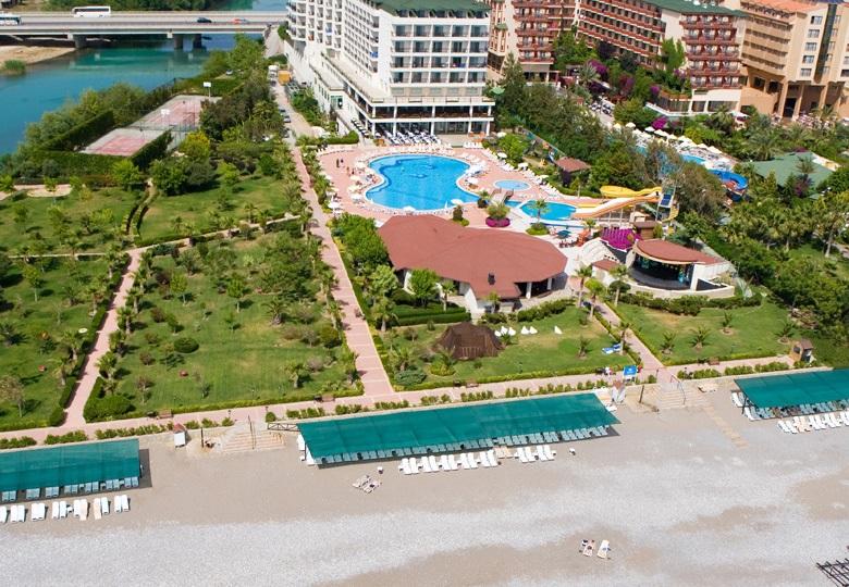 Porto Azzurro Delta Hotel 5* (Турция) - 61 отзыва