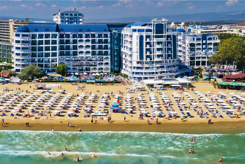 Chaika Hotel Sunny Beach Bulgaria Reviews