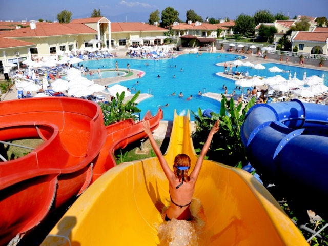 Kusadasi Hotels on The Beach Hotel Palm Wings Beach Resort