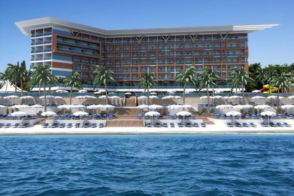 Sirius Deluxe Hotel  Alanya