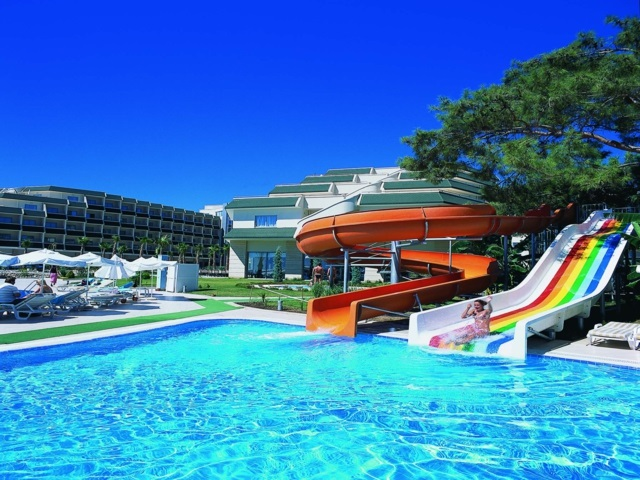 Queens Park Hotel Kemer Turkey
