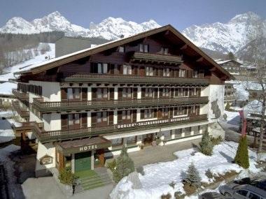 Hotel Salzburger Hof Maria Alm Austria