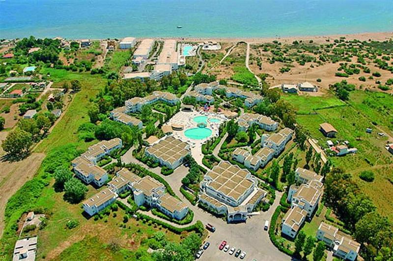 Aquis Sandy Beach Resort Korfu Booking Com