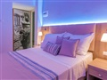 Luxury double room with a view of Olympus