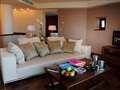 Creta Maris Pool Villa First Floor Living Room