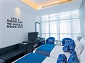 Signature 1 Hotel Barsha Heights - TECOM ex. Somewhere Hotel Tecom   Dubai