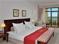 classic twin bed sea view room
